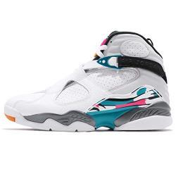 b8971b9f594 Nike AIR Jordan 8 Retro South Beach 305381-113 (11.5)